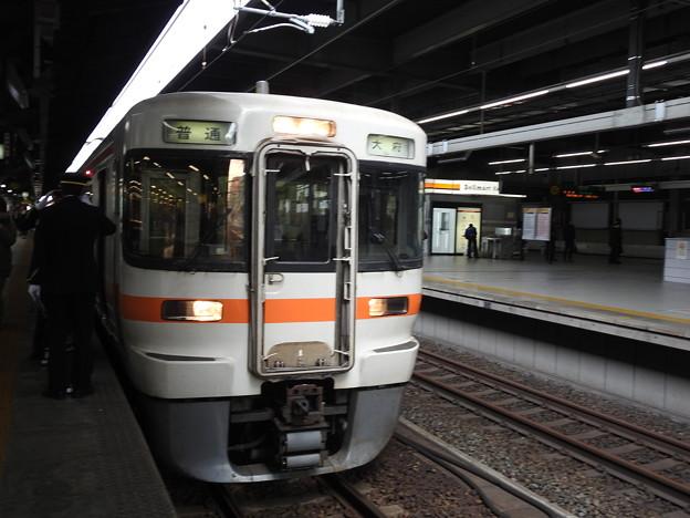 名古屋駅/東海道線上り大府行き普通電車