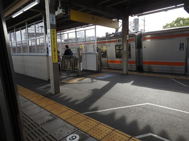尾頭橋駅/ホーム