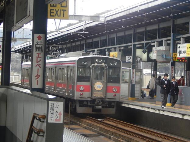 坂出駅/普通電車