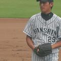 小嶋達也/阪神タイガース/2015
