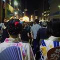 写真: 祇園祭宵々山