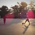 Photos: 夕時の公園