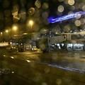 仙台空港は雨だった!