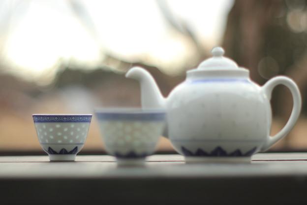 【第140回モノコン】ホタルでお茶を