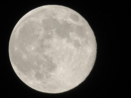 満月(2020年4月9日) - 3
