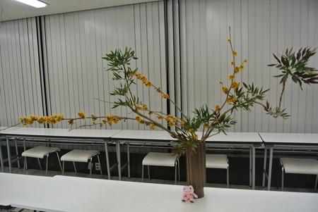 わたしの新年の花(after)